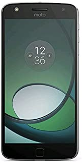 Motorola Moto Z Play (XT1635) 32GB GSM Unlocked Android Smartphone, Black (Renewed)