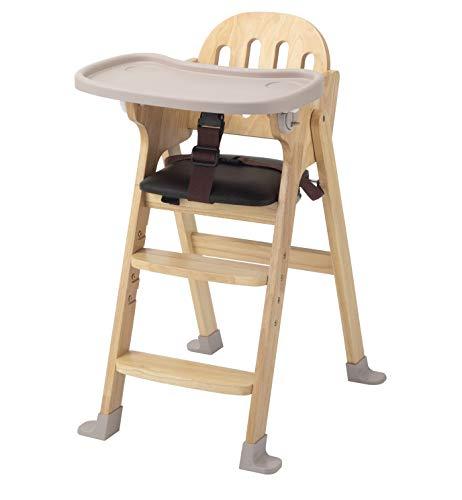 カトージ 木製ハイチェア Easy-sit ナチュラル 7か月~ 22905