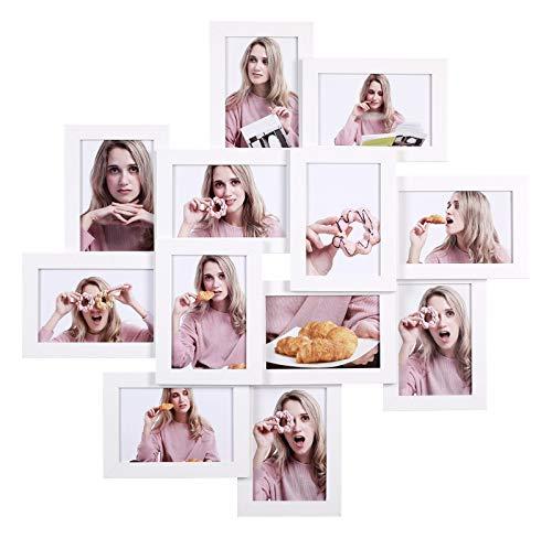 SONGMICS Bilderrahmen-Collage Bild