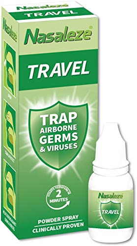 Nasaleze Travel – Germ and Virus Prevention