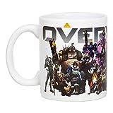 Overwatch Mug   Overwatch Characters and Logo Mug   Collector's Edition