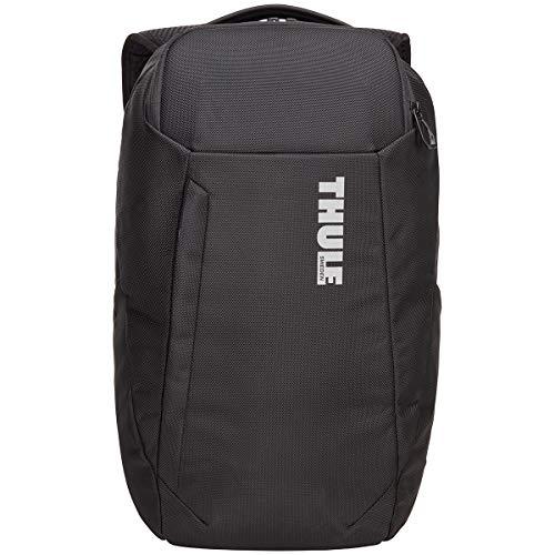 [スーリー] リュック Thule Accent Backpack 20L ノートパソコン収納可 Black