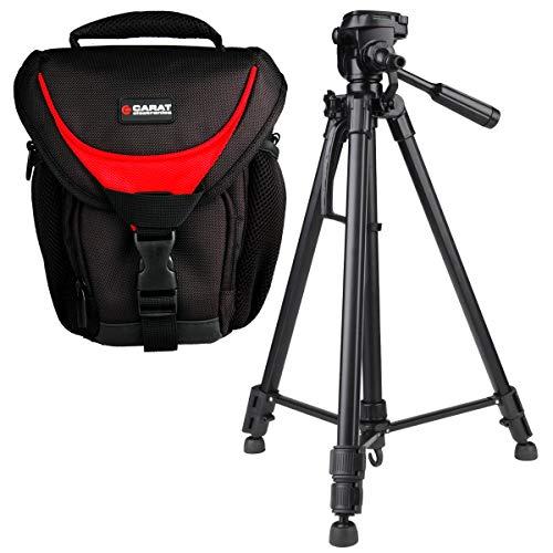 Foto Camera Start Kit Professional Tough Colt Sniper met foto video statief TPA-04 incl. statieftas