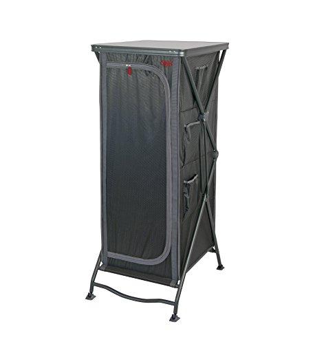 Crespo AP-101 Unidad de Almacenamiento, Unisex Adulto, Negro, 71 x 57 x 146 cm