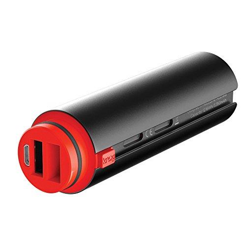 【日本正規品】 KNOG (ノグ) 自転車 ライト パワーバンク [PWR BANK] S 3350 mAh PWR用モジュラー式バッテリー USB充電 スモール