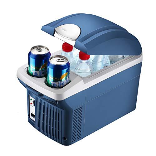 XER mini-koelkast, auto-accessoire, in de auto, Cooler, voertuig-beweegbare auto-picknick, camping, beweegbare speelruimteverwarmer