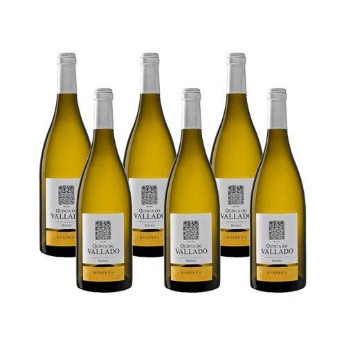 Quinta do Vallado Reserva - Vino Blanco - 6 Botellas