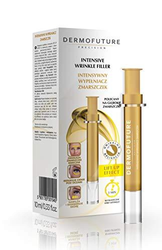 DermoFuture - Relleno intensivo para arrugas (efecto BOTOX, 10 ml)