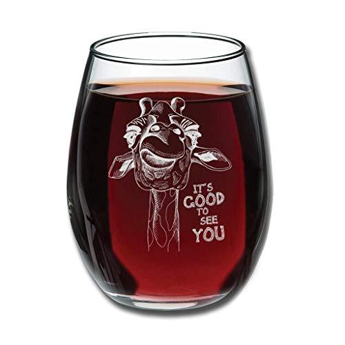 Twelve constellations Vaso de zumo para vino tinto, personalizable, color blanco, 350 ml