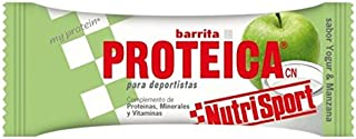 Nutrisport Barrita Proteica 24 x 46g Yogurt-Manzana