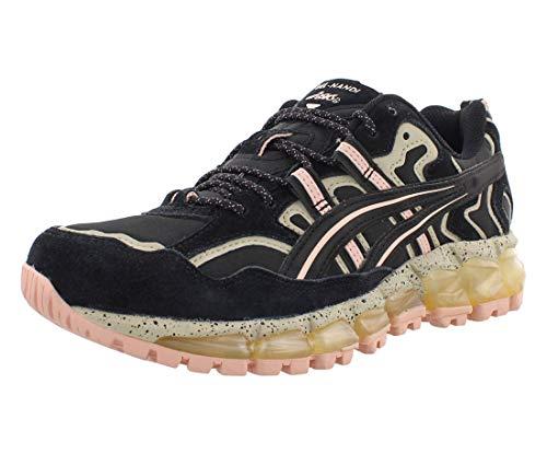 ASICS Zapatillas de correr Gel-Nandi 360 para mujer, negro (Negro/Negro), 40 EU