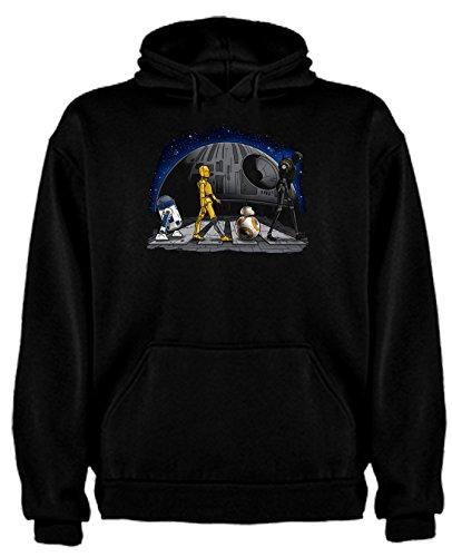 Sudadera de Hombre Star Wars Dark Vader Han Solo Fuerza Yoda Leia