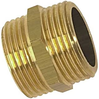8 Boutt 2135774 EM814 Male Brass Nipple 08 x 13 Pipe Diameter