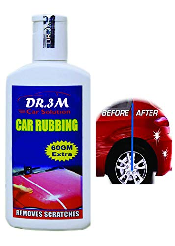 DR3M Car & Bike Scratch Remover,use All Colours (Not for Dent & Deep Scratches) +AAA 200gms extra861