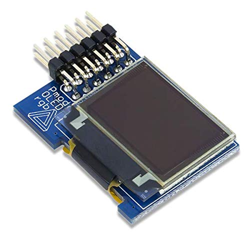 Digilent Pmod OLEDrgb: 96x64 RGB OLED Display with 16-bit Color Resolution