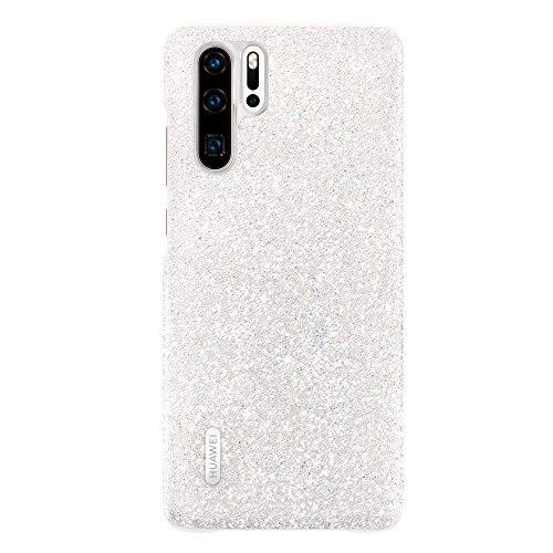 Huawei P30 Pro Swarovski VOGUE Glamorous Case – Ice White