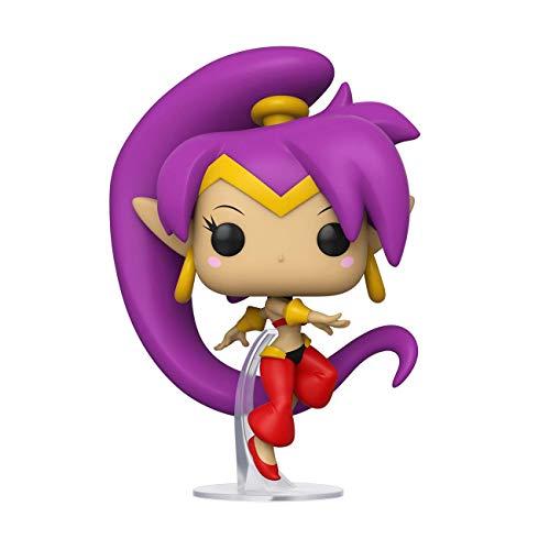 Funko 46778 POP Games: Shantae Genie Hero Sammelbares Spielzeug, Mehrfarben