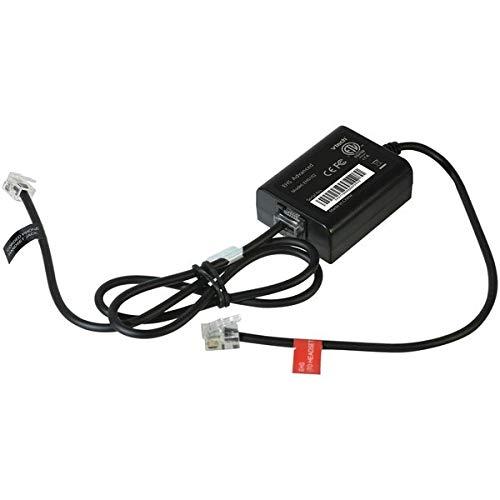 Ehs102 Ehs Wireless Headset Adapter Negro Adaptador e inversor de Corriente