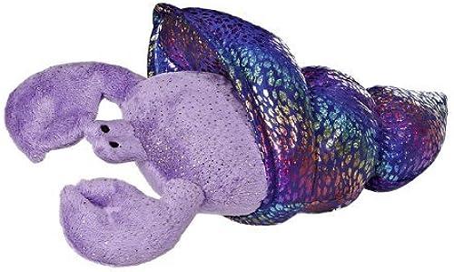Aurora World Sea Sparkles Hermit Crab Dione Plush, 11 Long by Aurora World