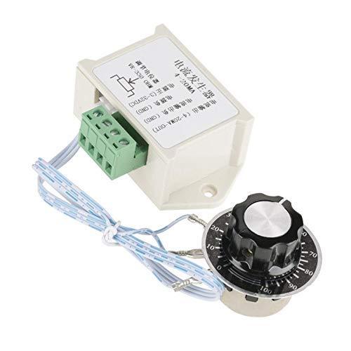 Chenbz Adjustable4-20mA generador de señal analógica Cantidad módulo generador 10 mA DC 0-10V Corriente de Salida