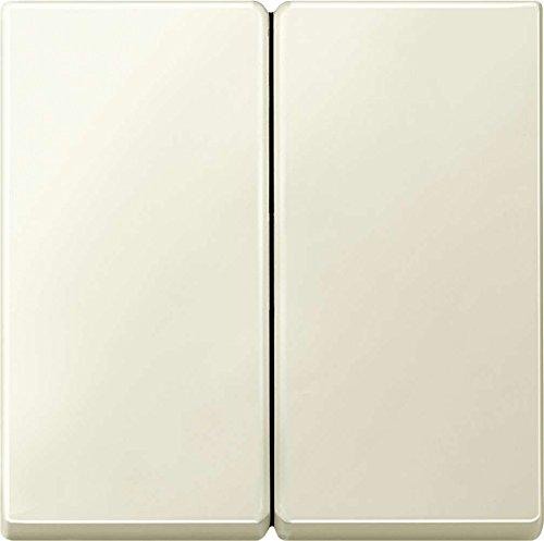 Merten Serienwippe 433544 Wippe für Serienschalter, weiß, System M