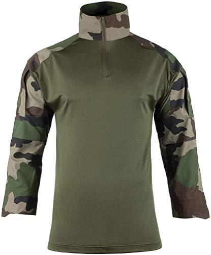 Miltec chemise tactique miltec warrior cce xl