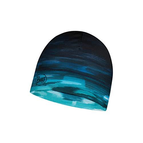 Buff Khewra Bonnet Thermonet Mixte Adulte, Bleu, Taille Unique