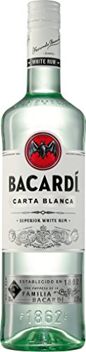 Bacardi Carta Blanca Rum, 700ml
