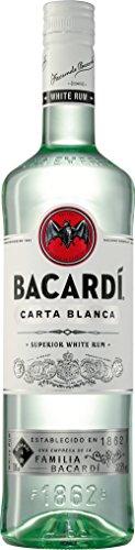 Bacardi Carta Blanca Rum (1 x 0.7 l)