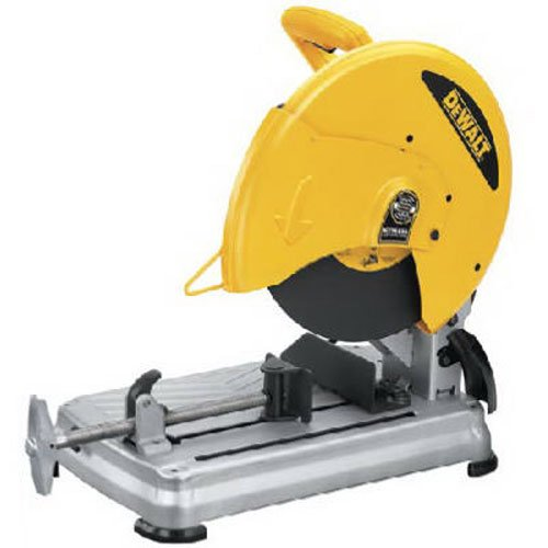 DEWALT D28715 14-Inch Quick-Change Chop Saw - Old Model