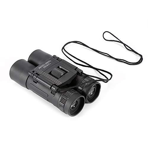 Professionele HD 12X30 verrekijker outdoor telescoop waterdichte wandelschoenen jagen vogels kijken trips 100 / 1000M glazen rode film