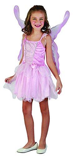 Costume da farfalla per bambina 7/9 anni (122/134)