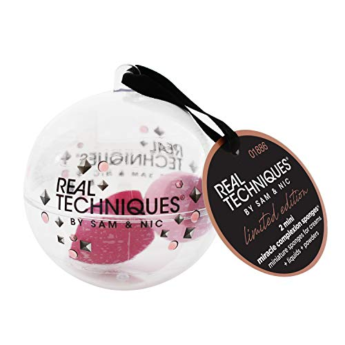 Real Techniques Mini Miracle Schwämme, 40 g
