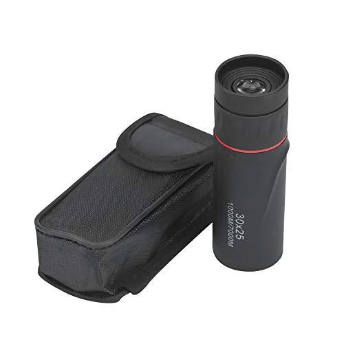 Demason 30x25 Monokular Teleskope, HD Optical Teleskope Wasserdicht 8X Vergrößerung Handy Monokular Nachtsicht Fernrohr Tragbare Fernglas für Reise, Camping, Wandern Handy Objektiv