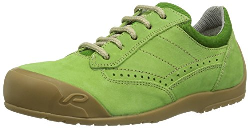 Protective Unisex Adults Erie Cycling Shoes-Mountain Bike, Green Summer Green 230, 6 UK