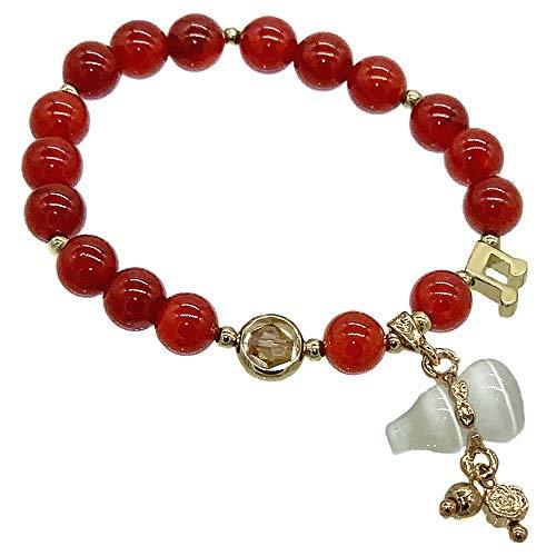 Feng Shui Handmade Chinese Wu Lou /Hu Lou Bracelet for...