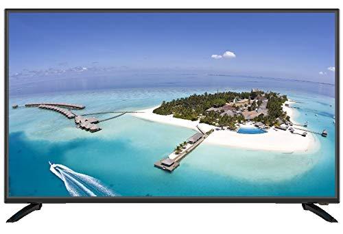 "PRESTIGIOSO MARCHIO SMART-TECH 43"" P28SA MONITOR PC LED TV 43 POLLICI FULL HD SMART TV ANDROID WI-FI LED DVB-T: DVB-T2/S2/C HDMI USB 2.0 Slot CI+ INTERFACCIA PC VGA NETFLIX"