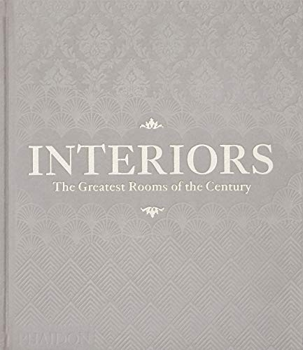 Interiors (Platinum Gray edition): The Greatest Rooms of the Century (Design)