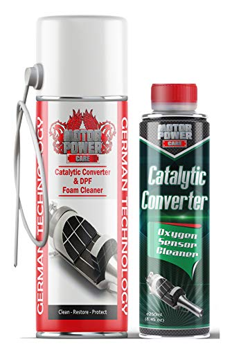 Catalytic Converter Cleaning Kit Intensive Cleaning Made in Germany