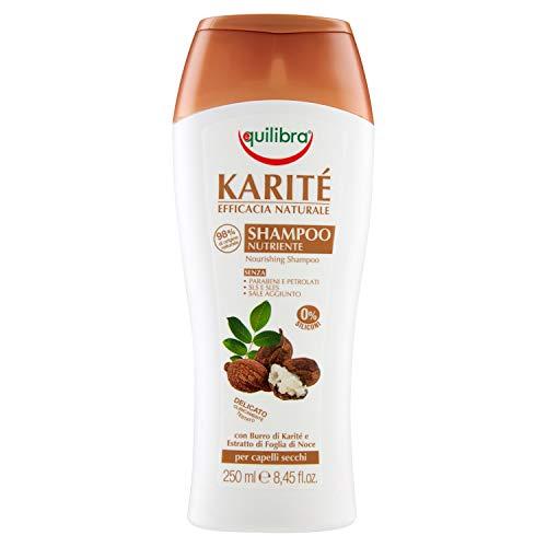 Equilibra karitè shampoo nutriente 250 ml