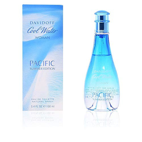 Davidoff Cool Water Pacific Eau de Toilette - 100 ml