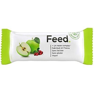 Feed. Riegel Komplette Mahlzeit