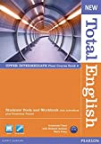 New Total English Upper Intermediate Flexi Coursebook 2 Pack (libro+CD)