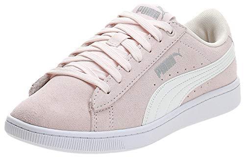 Puma Damen Sneaker Vikky v2 369725 Rosewater-Puma White-Puma Silver 40.5