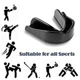 Protector bucal – Protector bucal para Boxeo, Rugby, MMA, Muay Thai, Hockey, Karate, Artes Marciales, Unisex para Adultos