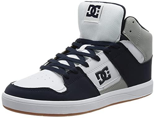DC Shoes Dcshoes Cure Hi Top, Scarpe da Ginnastica Uomo, Blu, 41 EU