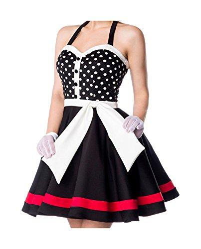 Neckholder jurk van Belsira