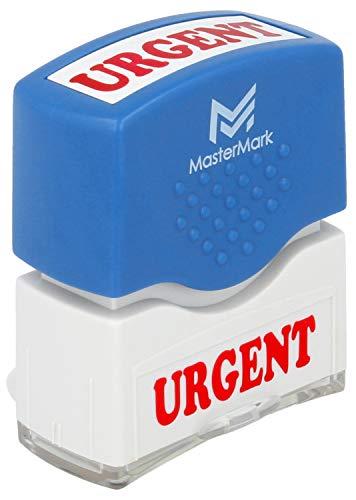 Urgent Stamp – MasterMark Premium Pre-Inked Office Stamp