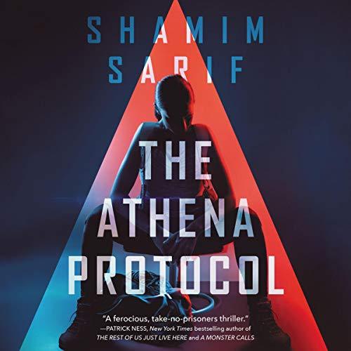 Couverture de The Athena Protocol