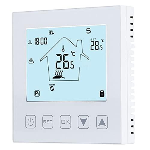 Termostato eléctrico, Control Remoto del Sensor 3A 5-99 ℃ AC90-240V, 50/60Hz Hecho...